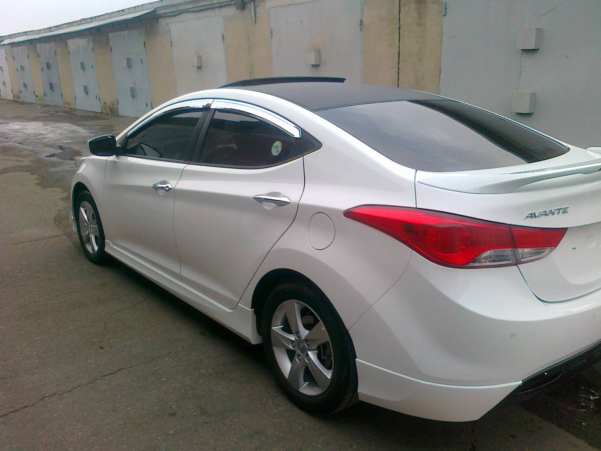 Used 2012 Hyundai Avante Photos 1600cc Gasoline Ff