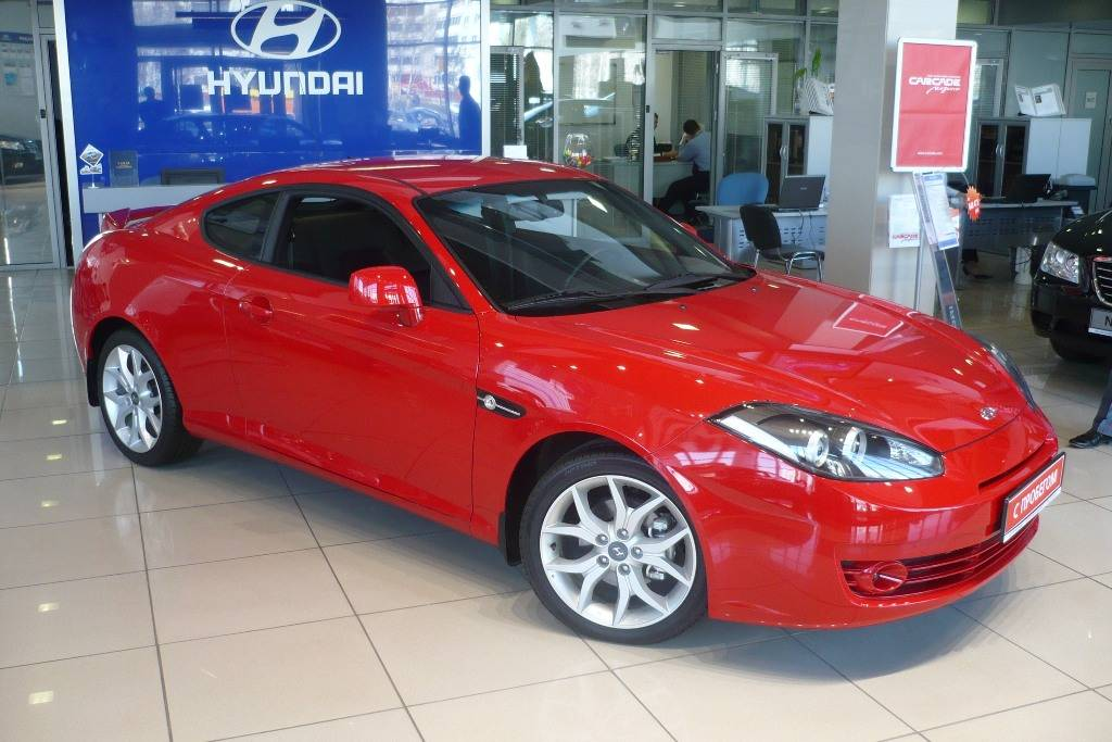 2008 Hyundai Coupe Wallpapers 2 7l Gasoline Ff