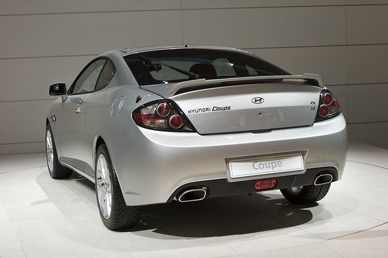 2008 Hyundai Coupe For Sale 2000cc Gasoline Ff Manual