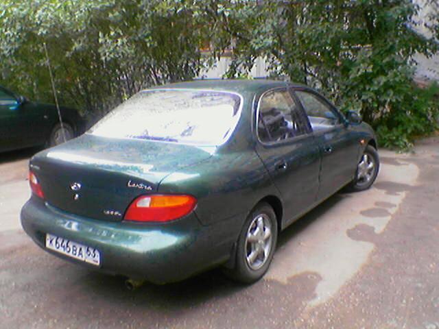хендай элантра 1997 фото