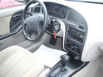 2002 Hyundai Elantra Pictures 2 0l Gasoline Ff