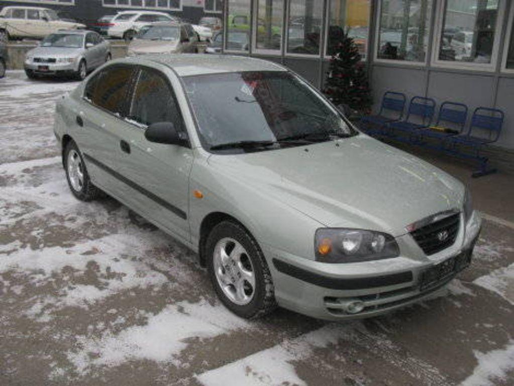 Hyundai Elantra A B Orig