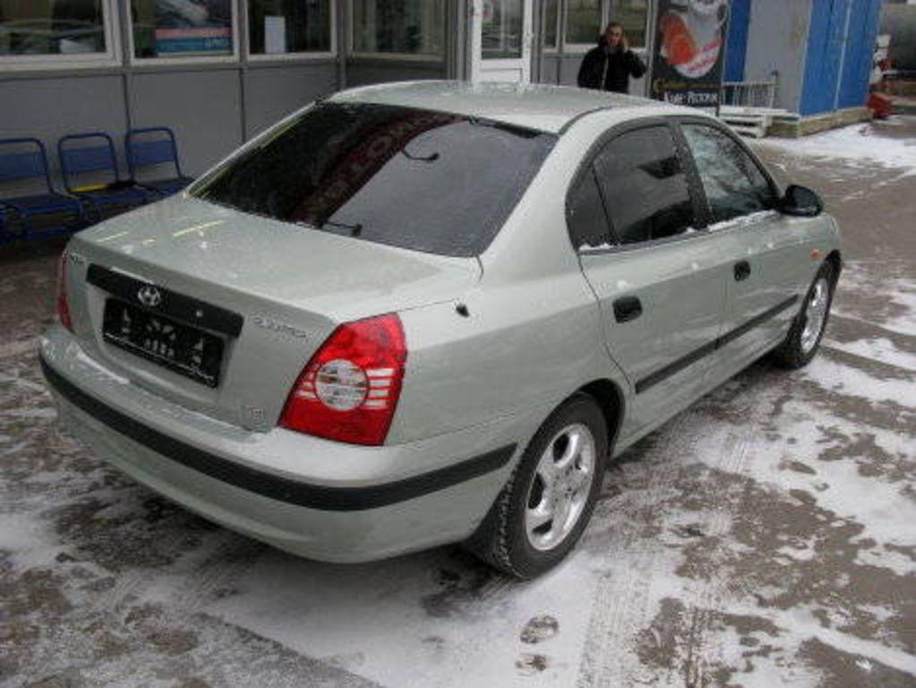2004 hyundai elantra for sale