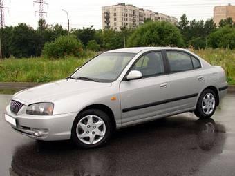 2005 Hyundai Elantra Photos 1600cc Gasoline Ff Manual