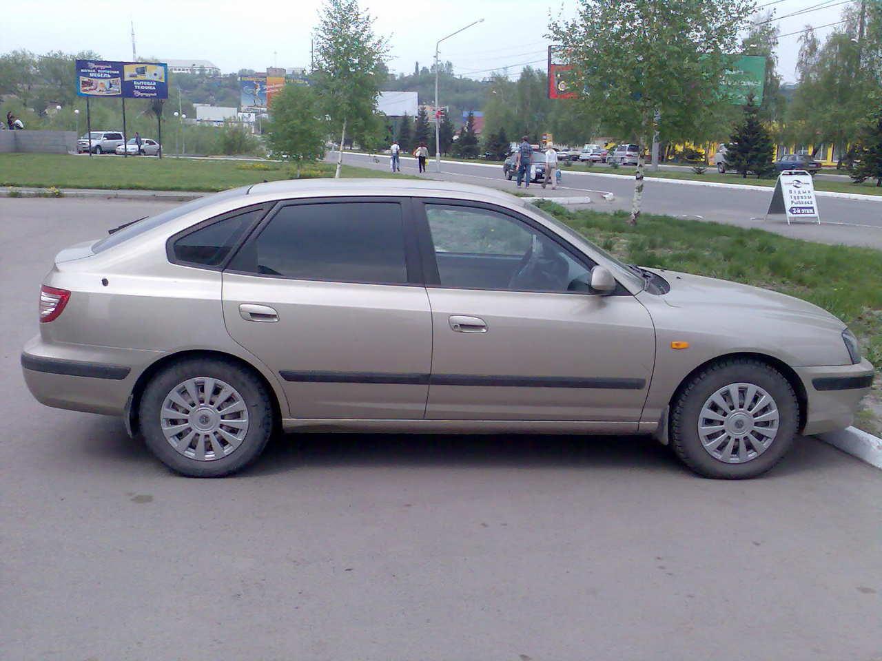 2006 Hyundai Elantra Pictures, 1600cc., Gasoline, FF, Manual For Sale