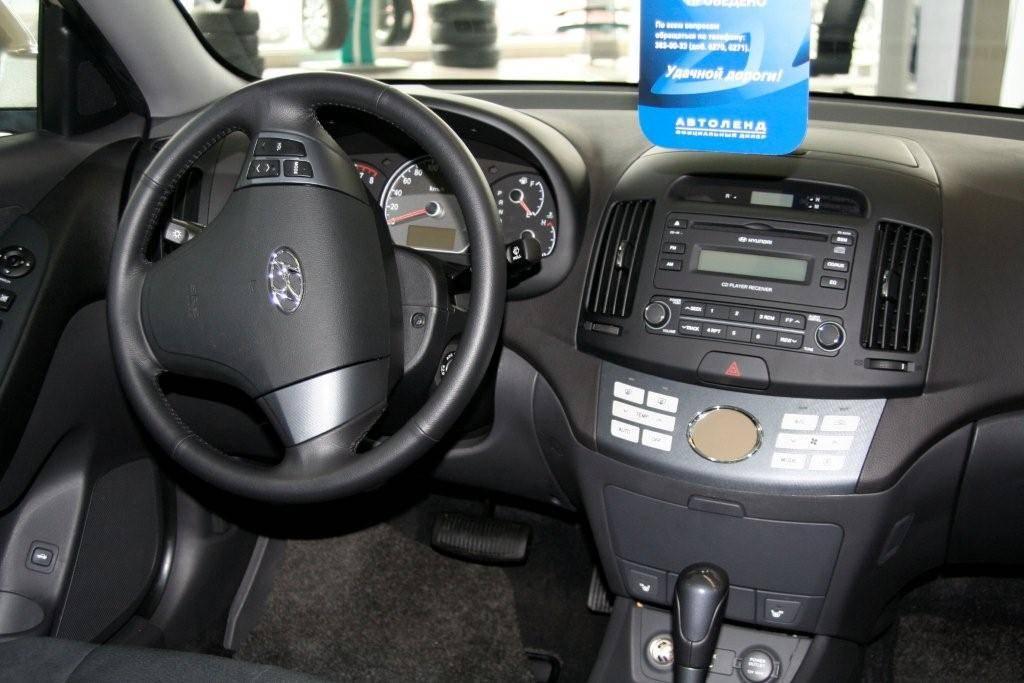 2008 Hyundai Elantra Pictures 2000cc Gasoline