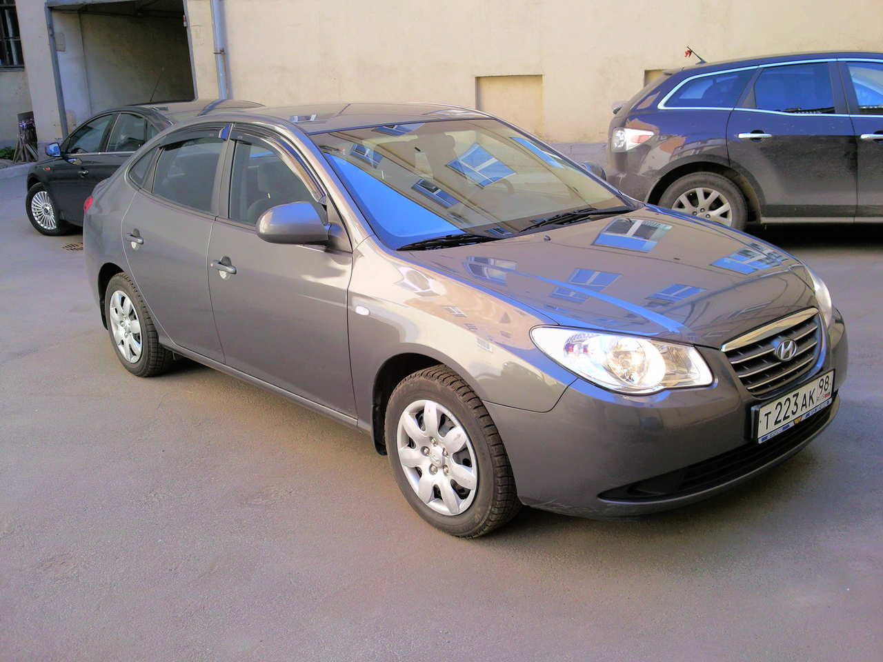 2008 hyundai elantra pictures gasoline ff automatic for sale. Black Bedroom Furniture Sets. Home Design Ideas