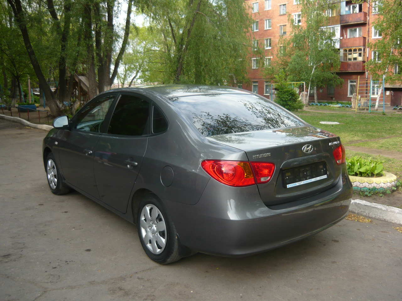 2008 hyundai elantra photos gasoline manual for sale. Black Bedroom Furniture Sets. Home Design Ideas