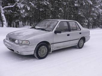 Used 1993 Hyundai Excel Photos, 1500cc., Gasoline, FF, Manual For Sale