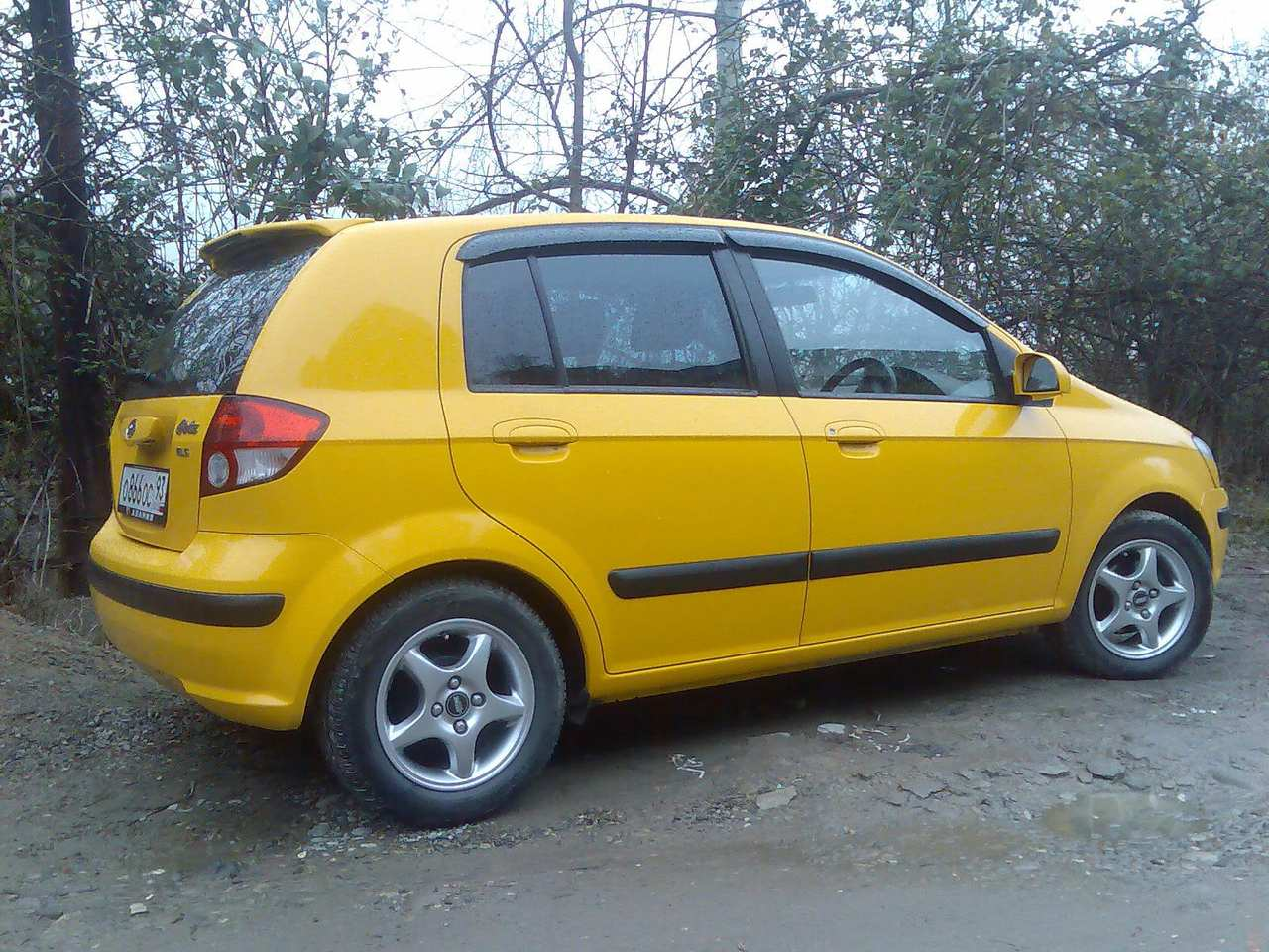 2003 hyundai getz photos 1 3 gasoline ff automatic for sale. Black Bedroom Furniture Sets. Home Design Ideas