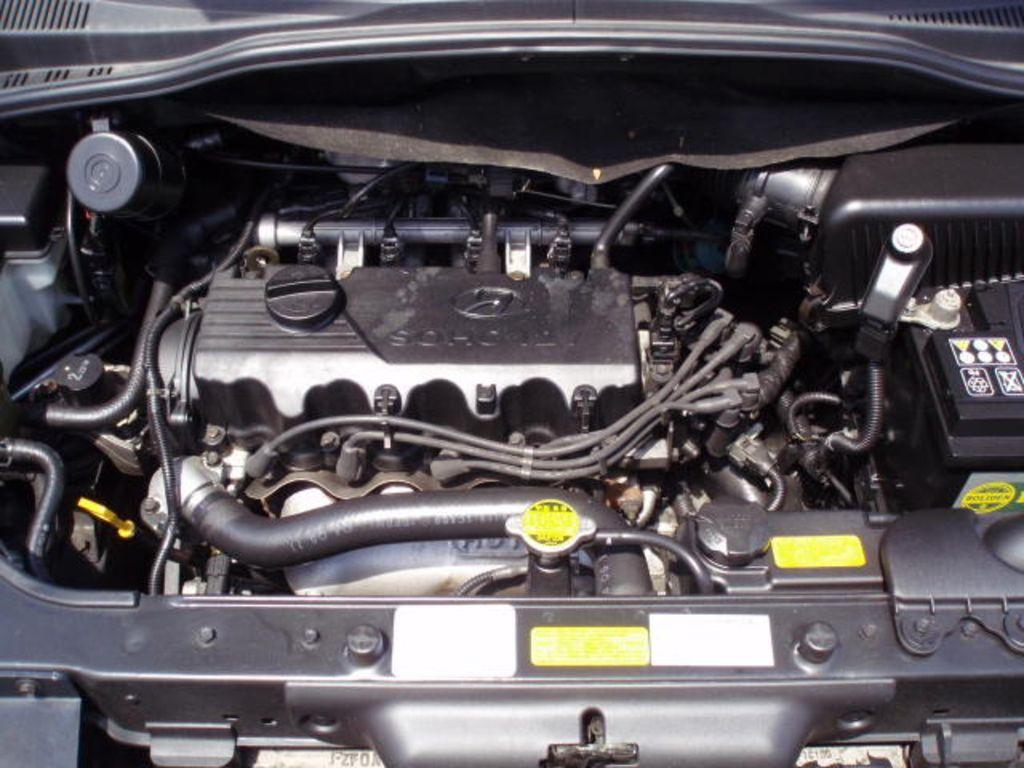 2004 Hyundai Getz For Sale