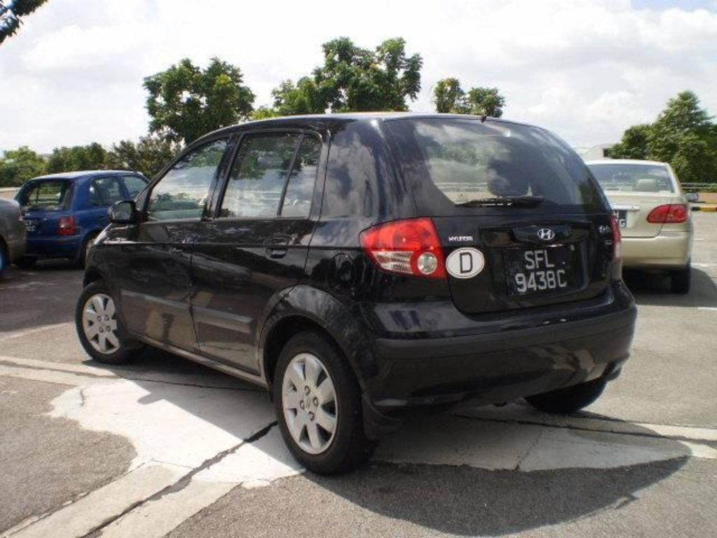 2004 hyundai getz for sale. Black Bedroom Furniture Sets. Home Design Ideas