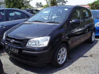 2004 Hyundai GETZ Photos
