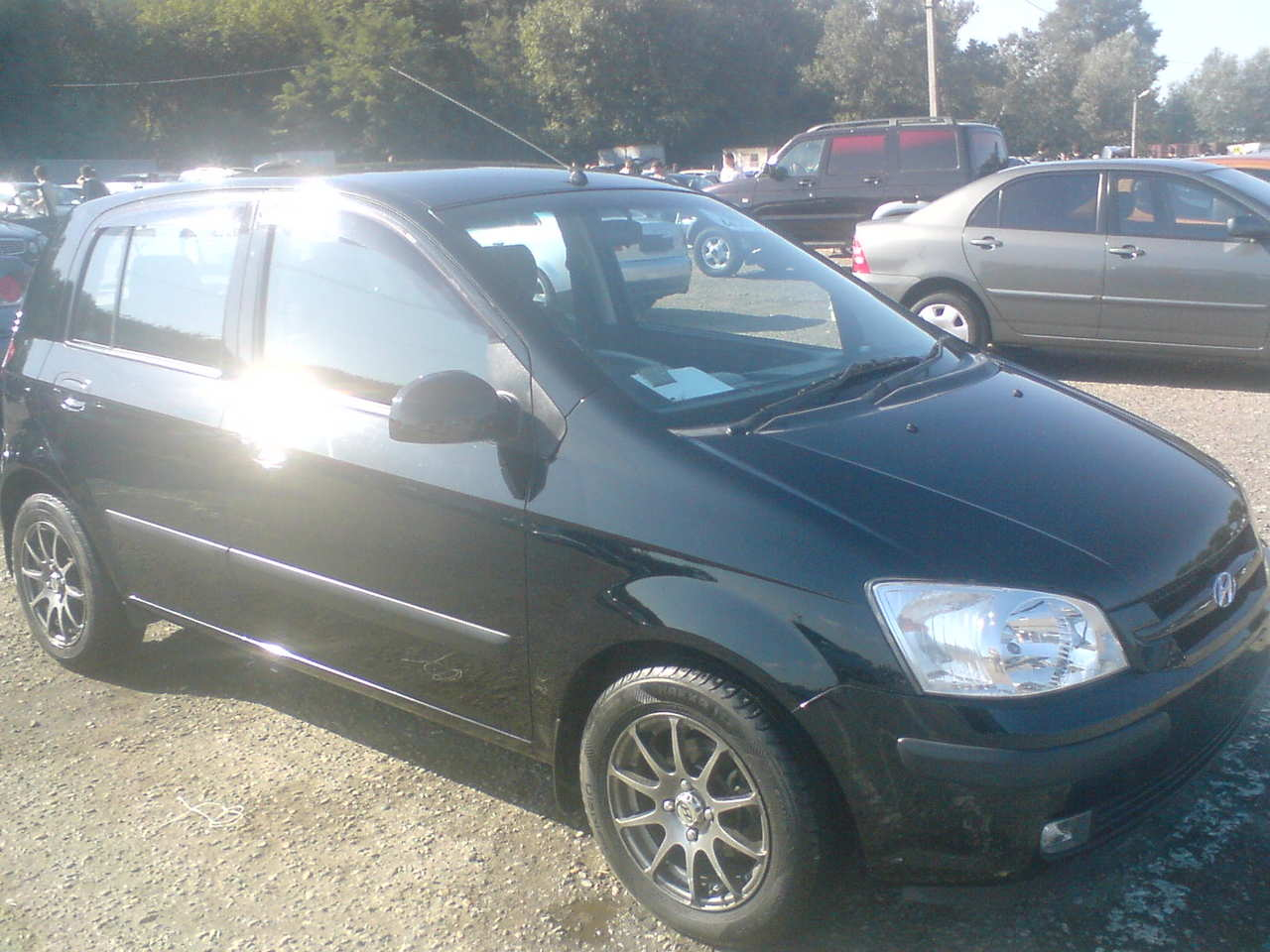 used 2004 hyundai getz photos 1300cc gasoline ff automatic for sale. Black Bedroom Furniture Sets. Home Design Ideas