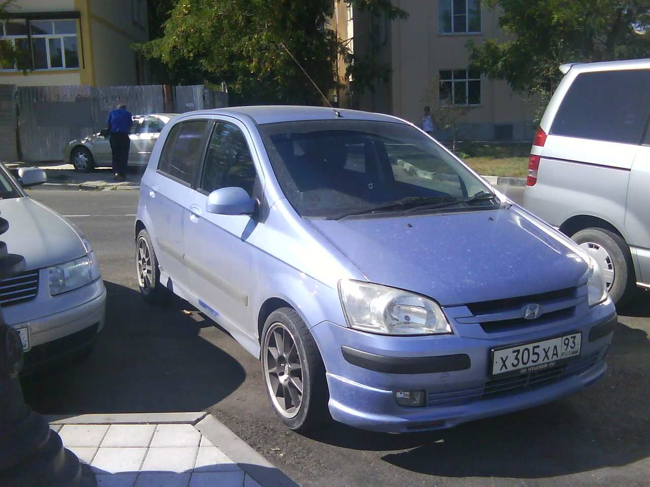 2004 hyundai getz pictures 1345cc ff automatic for sale. Black Bedroom Furniture Sets. Home Design Ideas