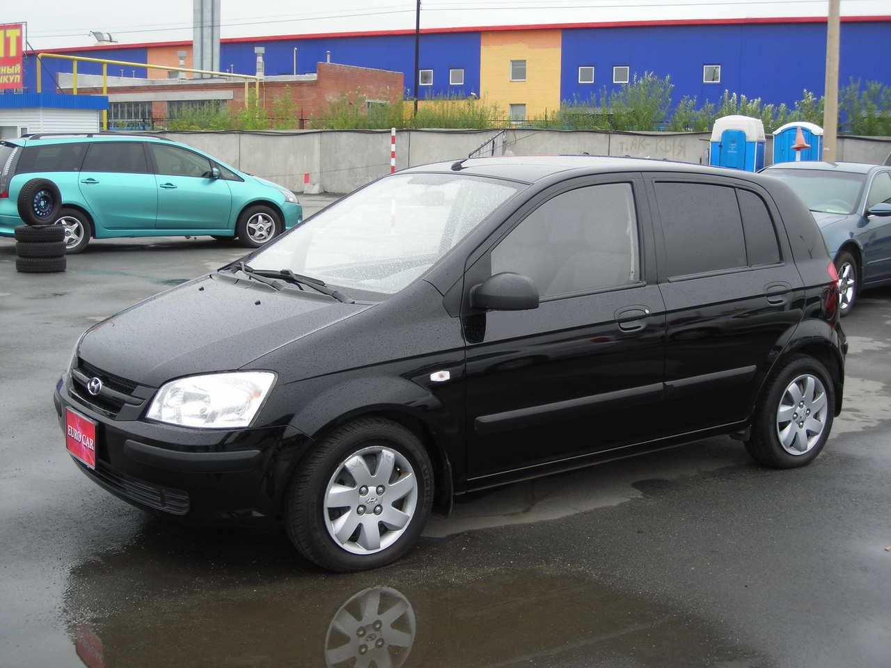 2005 hyundai getz pictures 1300cc gasoline ff manual for sale. Black Bedroom Furniture Sets. Home Design Ideas