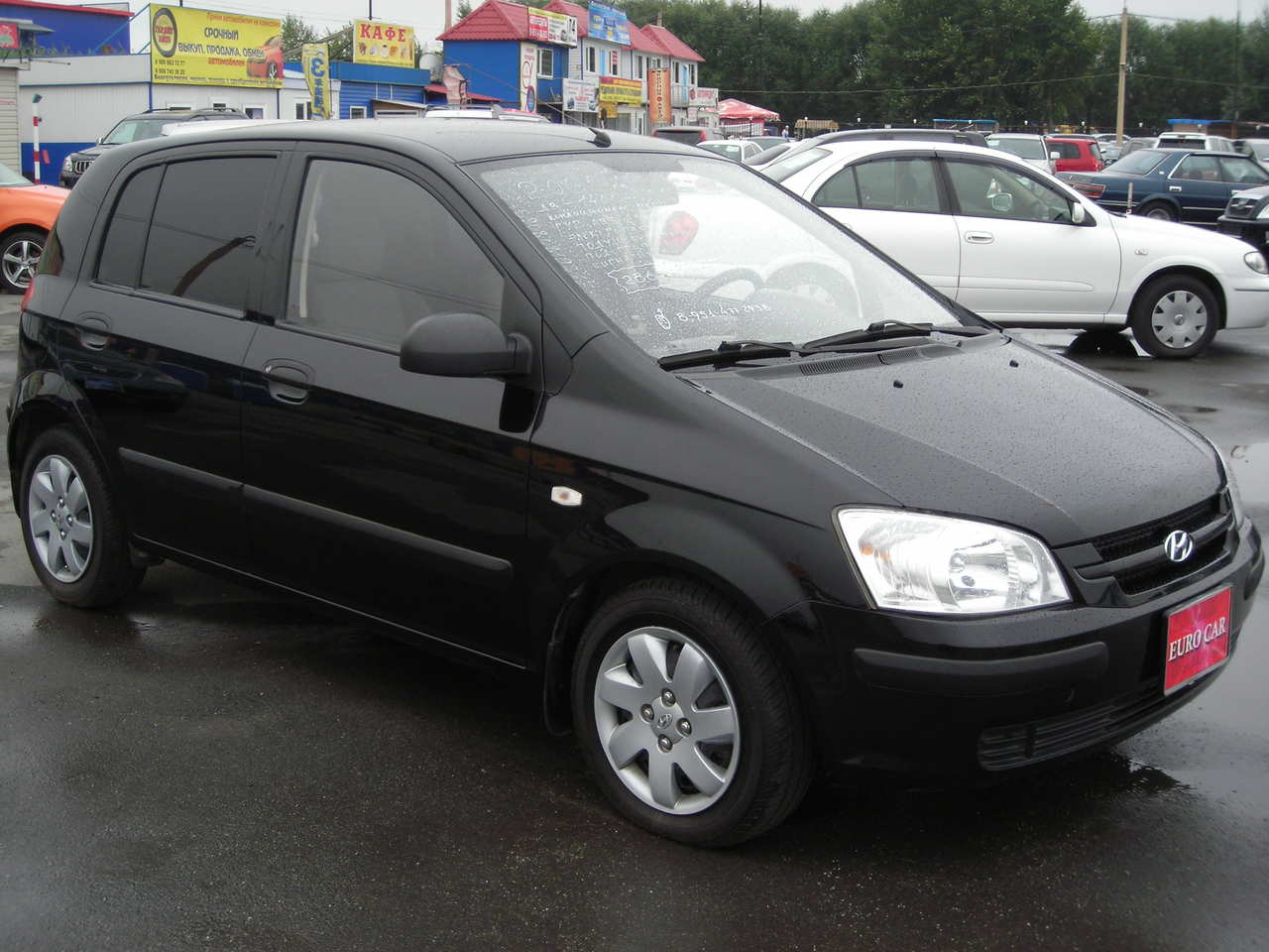 2005 hyundai getz pictures gasoline ff manual for sale. Black Bedroom Furniture Sets. Home Design Ideas