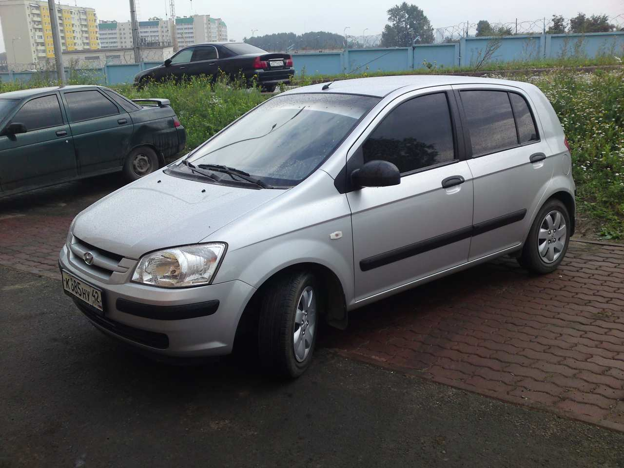 2005 hyundai getz pics 1 3 gasoline ff manual for sale. Black Bedroom Furniture Sets. Home Design Ideas