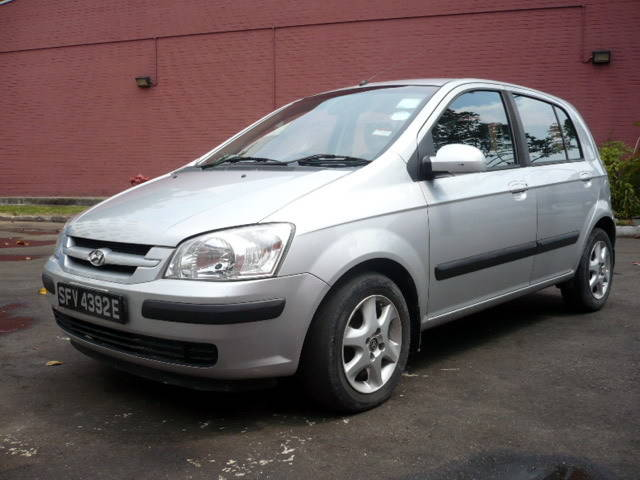 used 2005 hyundai getz photos 1341cc gasoline ff automatic for sale. Black Bedroom Furniture Sets. Home Design Ideas