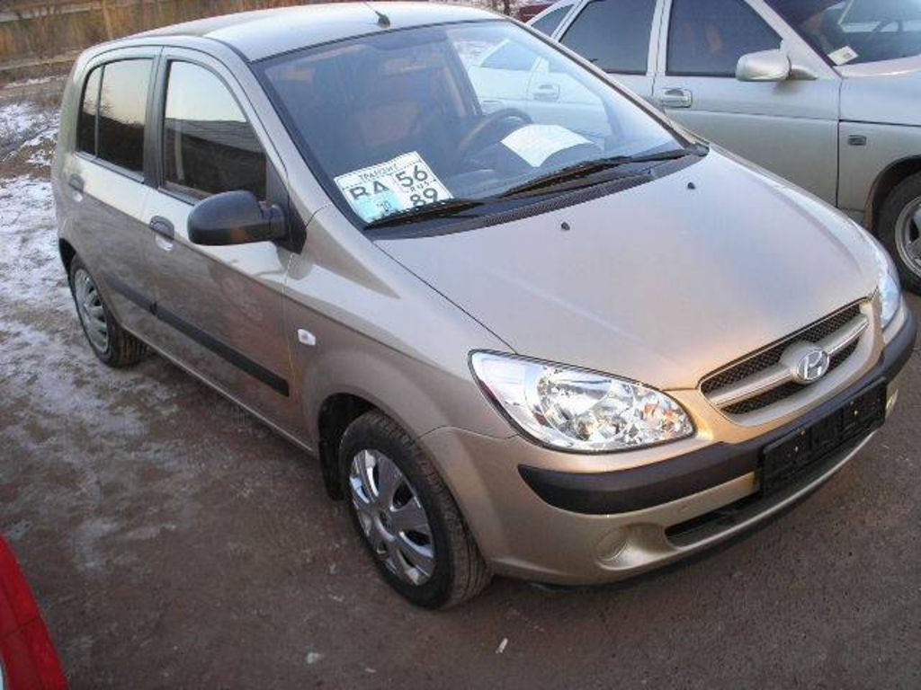 2007 Hyundai Getz For Sale