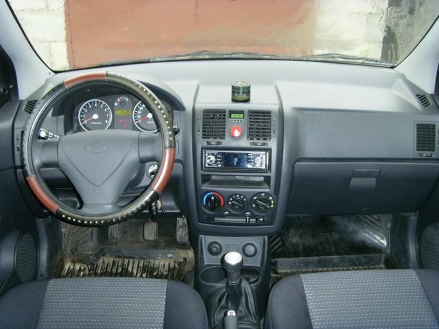 2007 Hyundai Getz Pictures