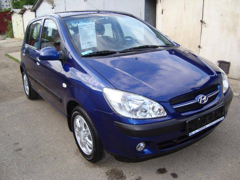 2008 hyundai getz photos 1 6 gasoline ff automatic for. Black Bedroom Furniture Sets. Home Design Ideas