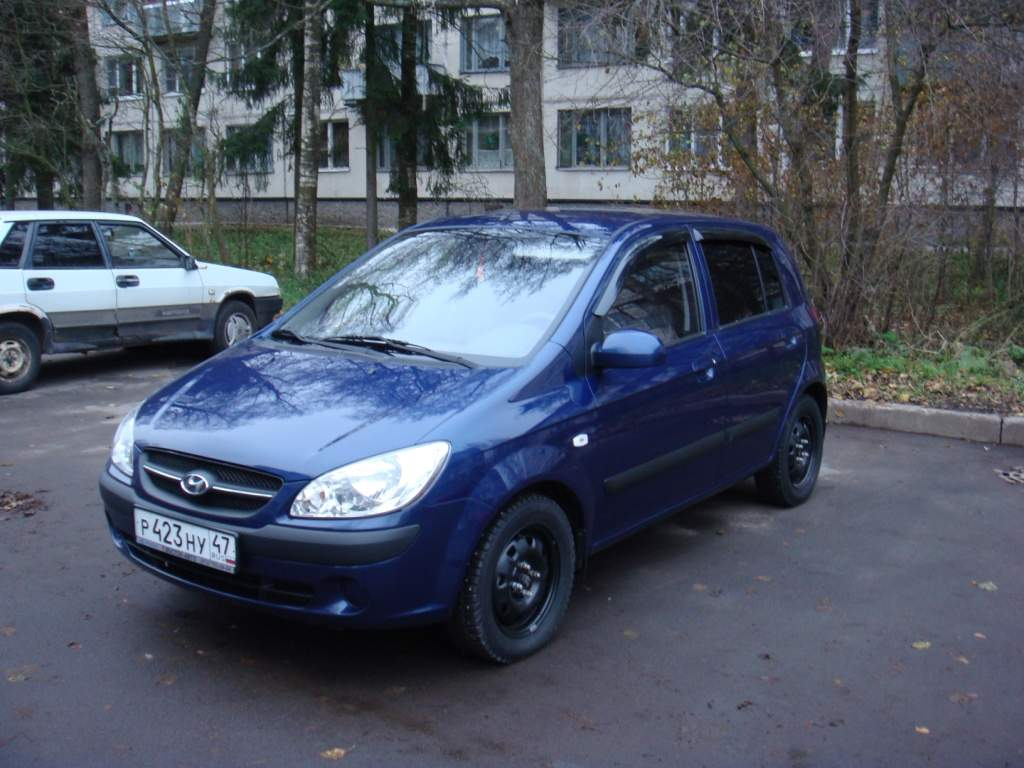 2008 hyundai getz pictures 1399cc gasoline ff. Black Bedroom Furniture Sets. Home Design Ideas