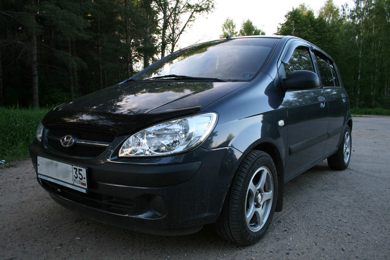 used 2008 hyundai getz photos 1399cc gasoline ff