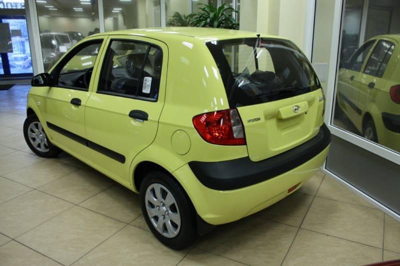2009 Hyundai Getz Pics 1 4 Gasoline Ff Manual For Sale