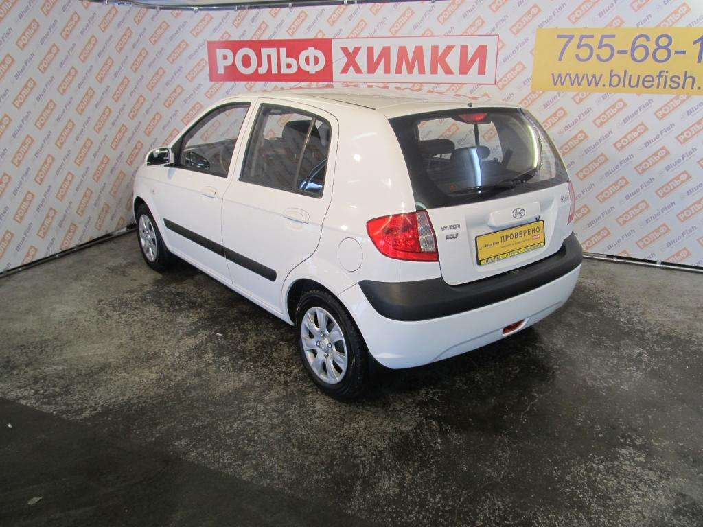 2010 Hyundai Getz Wallpapers 1 4l Gasoline Ff Automatic For Sale