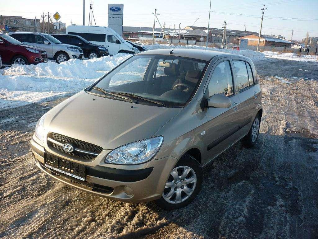 2010 Hyundai Getz Pictures 1399cc Gasoline Ff