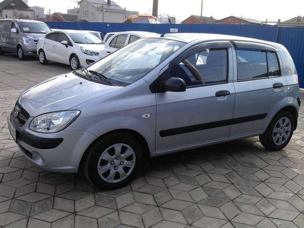 2010 hyundai getz pictures gasoline ff automatic for sale. Black Bedroom Furniture Sets. Home Design Ideas