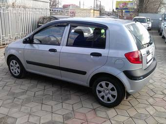 2010 Hyundai Getz Photos 1 4 Gasoline Ff Automatic For Sale