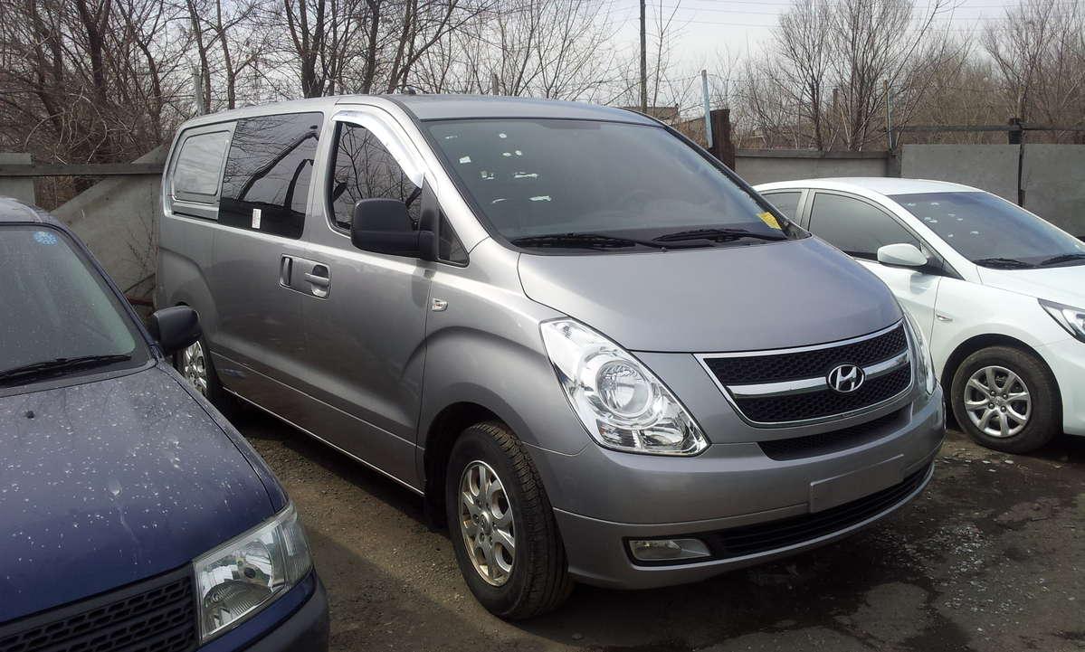 2011 Hyundai Grand Starex Pictures 2 5l Diesel Fr Or