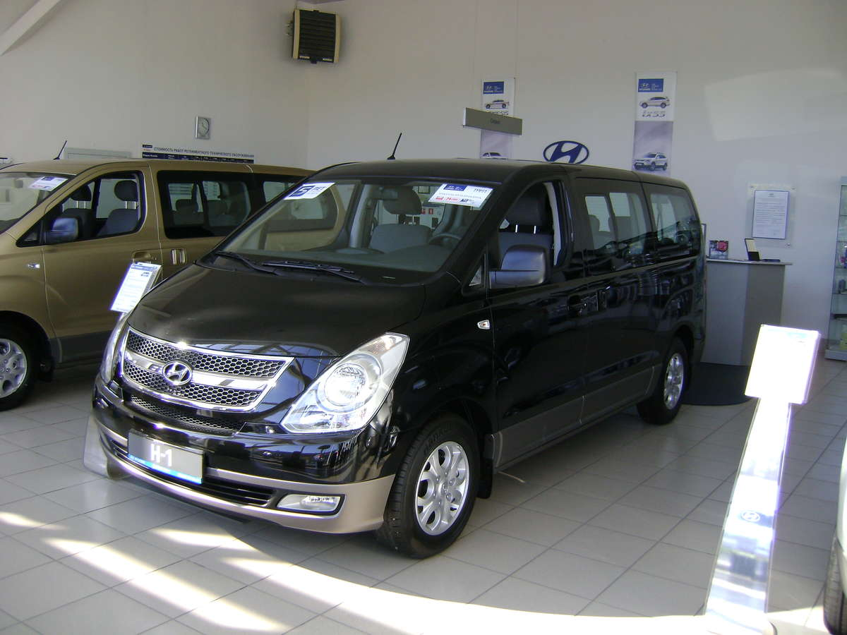 2011 Hyundai H1 For Sale 2 5 Gasoline Fr Or Rr