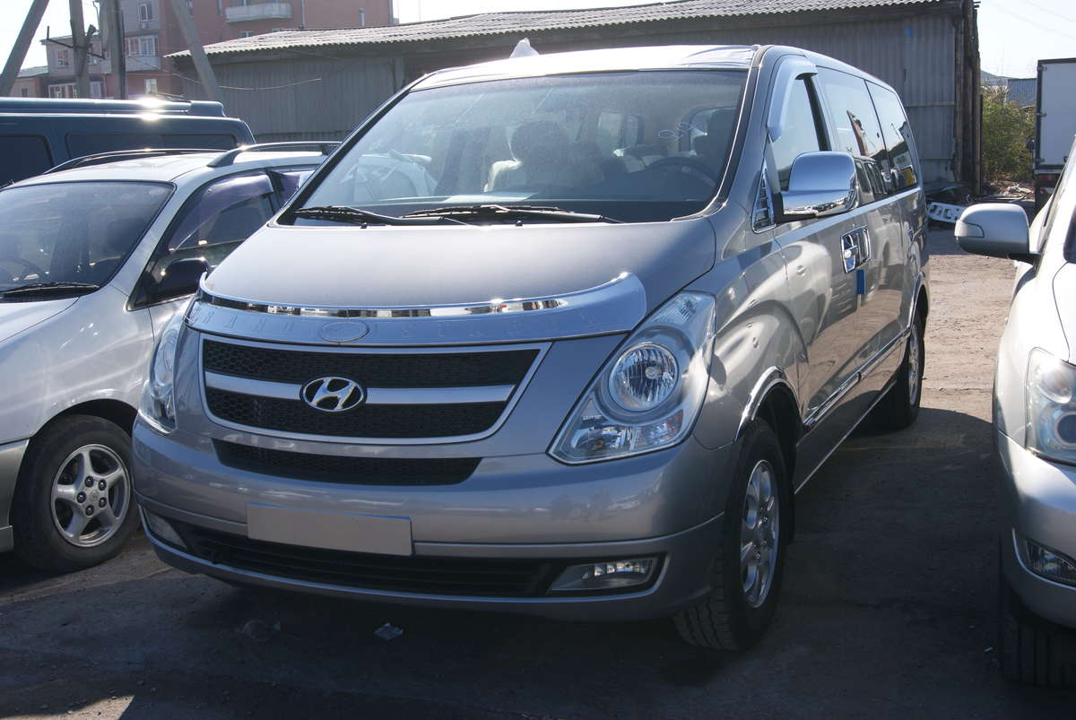 2011 hyundai h1 pictures gasoline fr or rr manual for sale. Black Bedroom Furniture Sets. Home Design Ideas