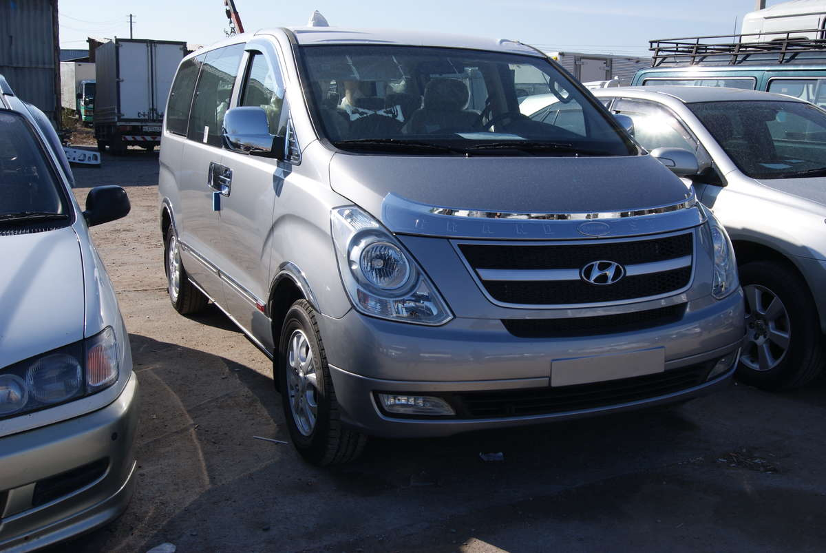2011 hyundai h1 for sale 2359cc gasoline fr or rr manual for sale. Black Bedroom Furniture Sets. Home Design Ideas