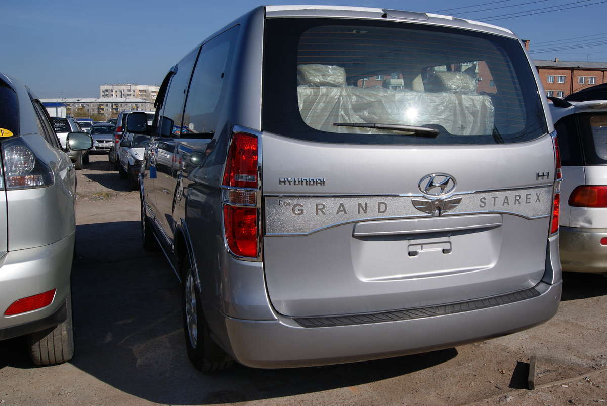 2011 Hyundai H1 Wallpapers 2 4l Gasoline Fr Or Rr Manual For Sale