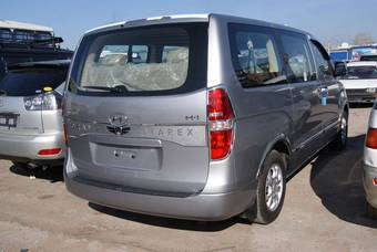 2011 hyundai h1 for sale 2 4 gasoline fr or rr manual for sale. Black Bedroom Furniture Sets. Home Design Ideas