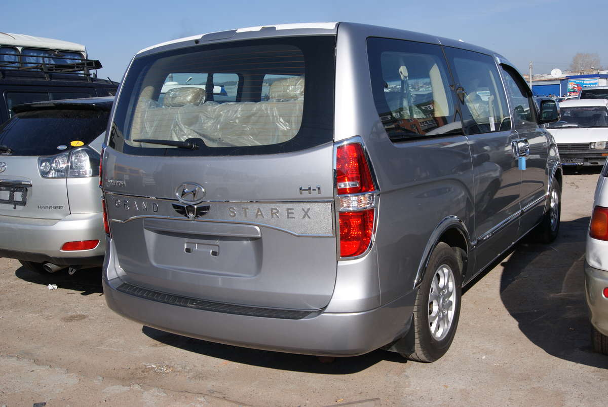 2011 Hyundai H1 For Sale 2 4 Gasoline Fr Or Rr Manual
