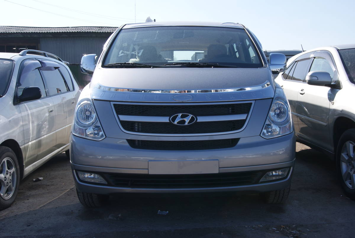 used 2011 hyundai h1 photos 2359cc gasoline fr or rr manual for sale. Black Bedroom Furniture Sets. Home Design Ideas