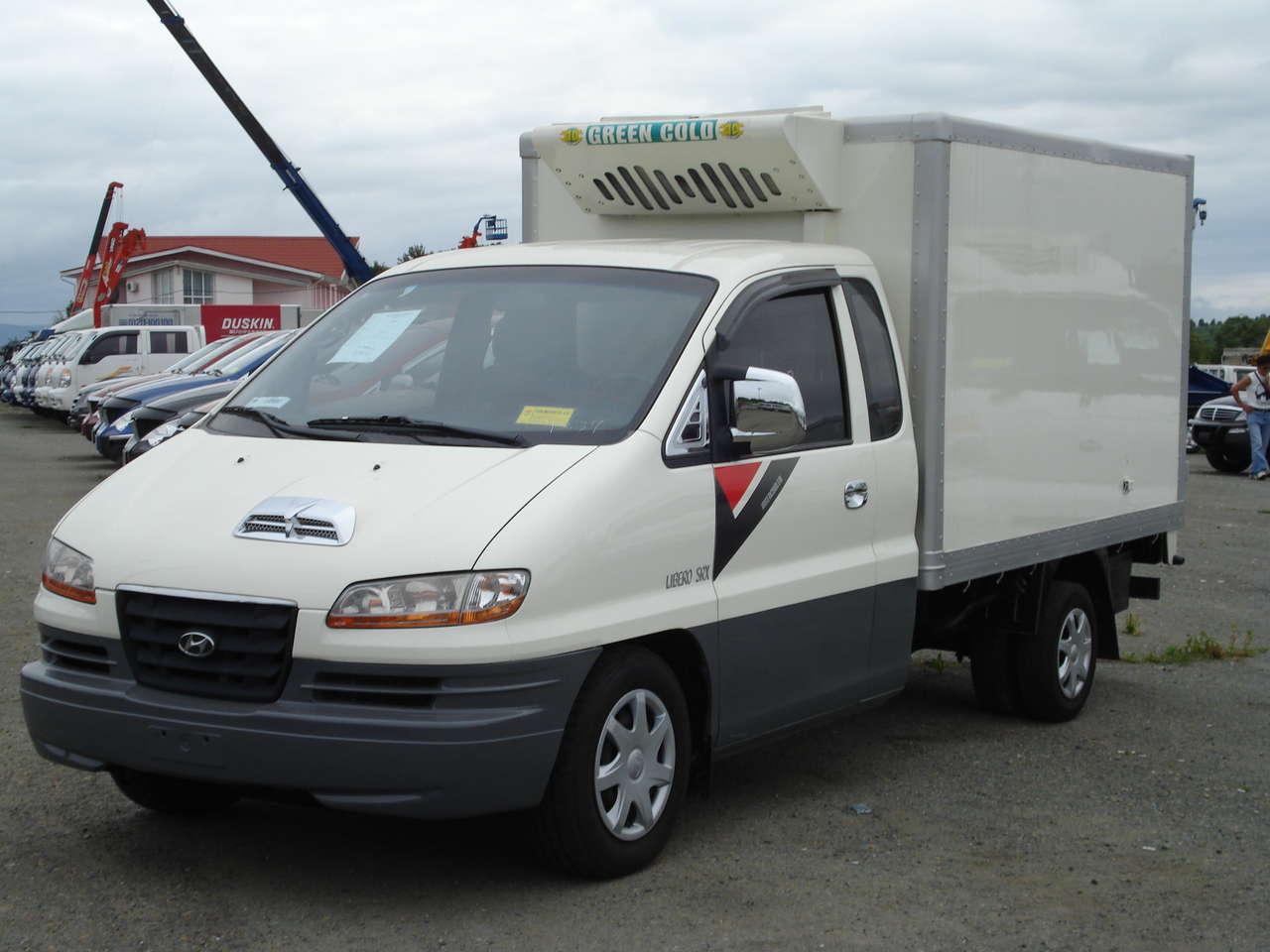 2004 hyundai libero photos  2 5  diesel  fr or rr  manual
