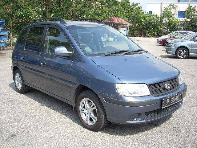 2005 Hyundai Matrix Pictures