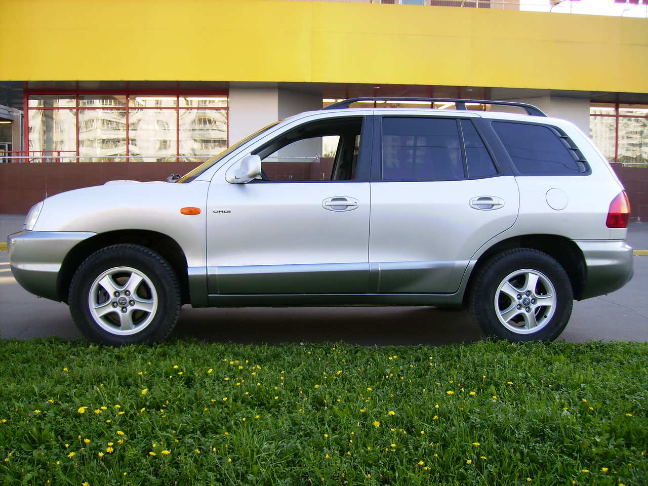 Photo #3 - Enlarge photo 1280x960 2002 Hyundai Santa FE Photos