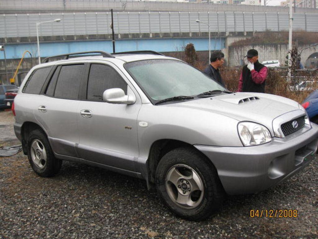 2002 Hyundai Santa Fe Problems