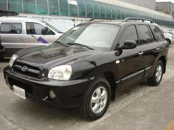 2005 Hyundai Santa Fe Pictures