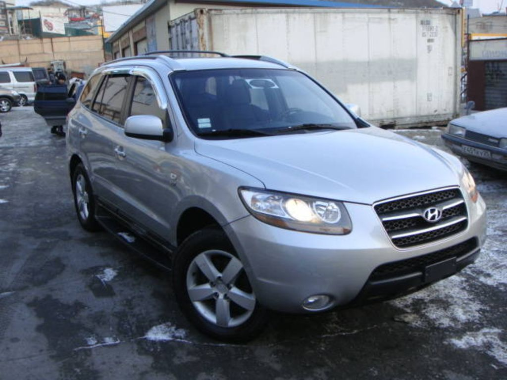 2006 hyundai santa fe pictures 2200cc diesel automatic for sale. Black Bedroom Furniture Sets. Home Design Ideas
