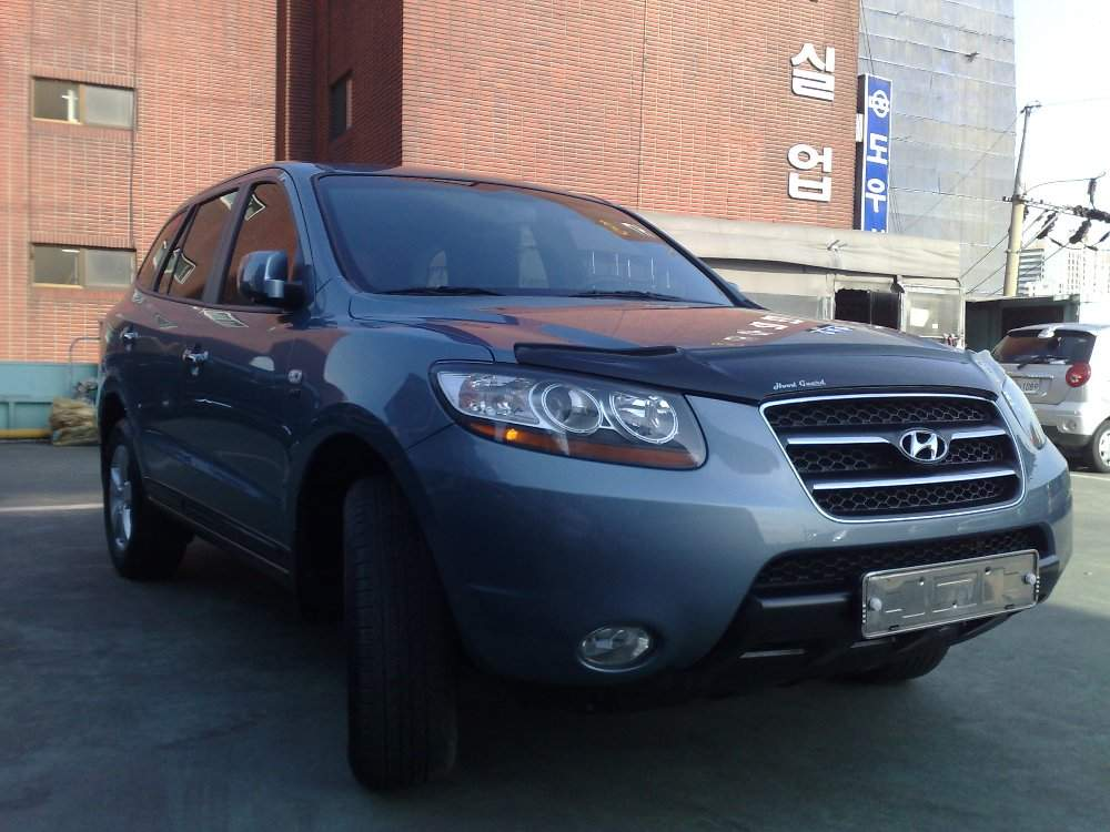 2007 hyundai santa fe pictures manual for sale. Black Bedroom Furniture Sets. Home Design Ideas