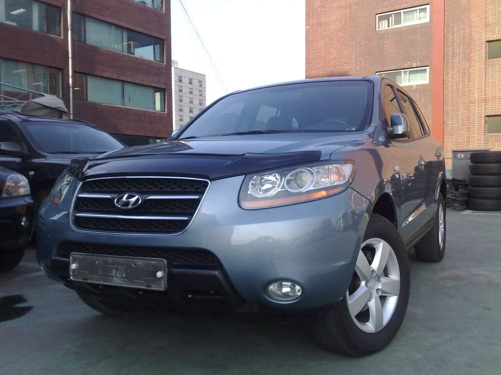 used 2007 hyundai santa fe photos 2200cc manual for sale. Black Bedroom Furniture Sets. Home Design Ideas