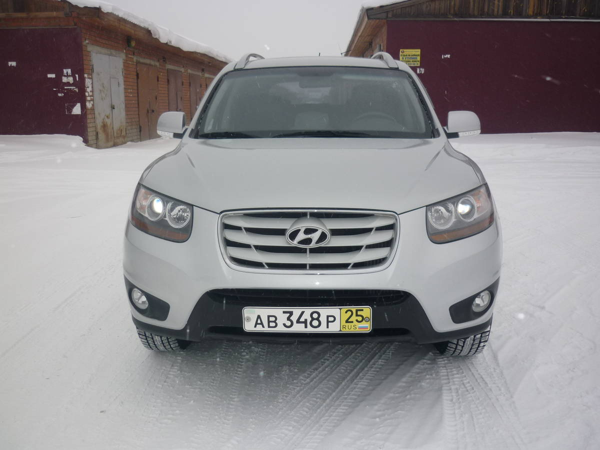 used 2011 hyundai santa fe photos 2200cc diesel automatic for sale. Black Bedroom Furniture Sets. Home Design Ideas